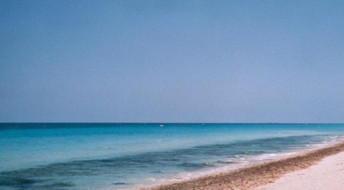 Karibian meri (kuva: FRED CC-BY-SA)