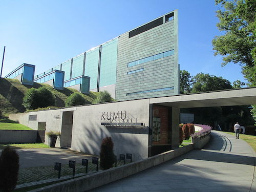 Kumu taidemuseo (kuva: Dr. Avishai Teicher CC-BY-SA)