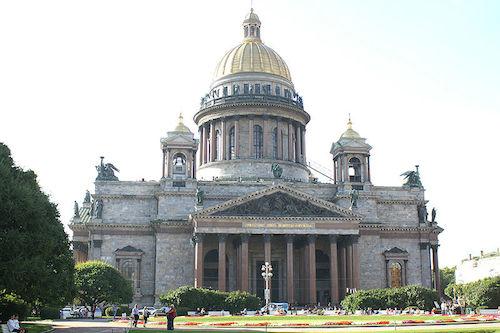 Iisakin kirkko (kuva: Heidas CC-BY)