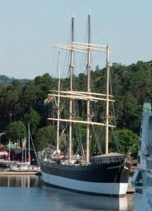 Pommern-museolaiva