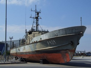 Laiva merenkulkumuseossa (kuva: Pudelek (Marcin Szala)  CC-BY-SA)